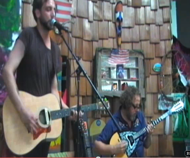 Horse Thieves live at Echo Country Outpost