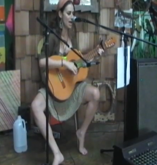Michelle Vidal live at Echo Country Outpost