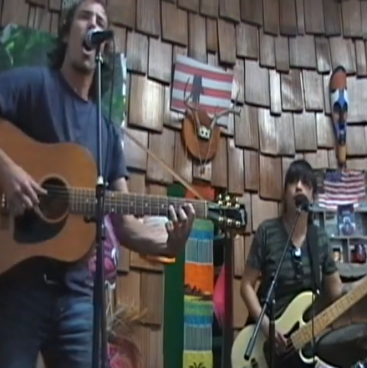 "Fort King ""To The Moon"" live at Echo Country Outpost"