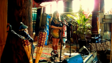 """Los Angeles"" by Leslie Stevens, Live @ 3rd New Los Angeles Folk Festival"